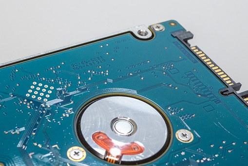 Dysk WD z laptopa Lenovo po upadku